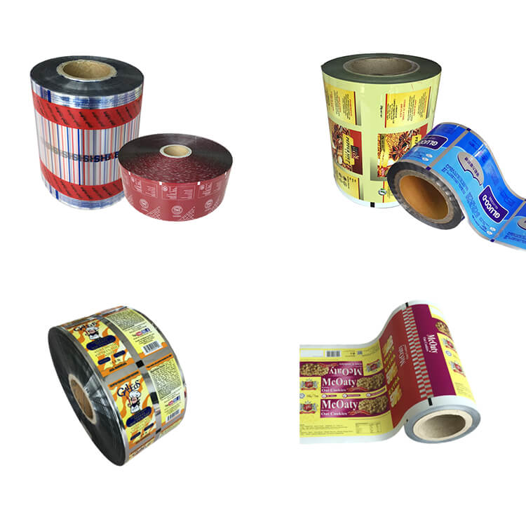 Composite packaging film