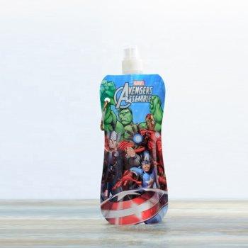 Cheap price reusable custom design foldable water bottle