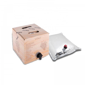 Food grade fast delivery suitable for wine bag in box