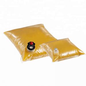 High strength oil bag in box cooler bag in box