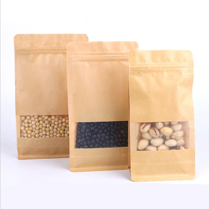 Kraft-Paper-Stand-Up-Bag-Food-Ziplock (2)