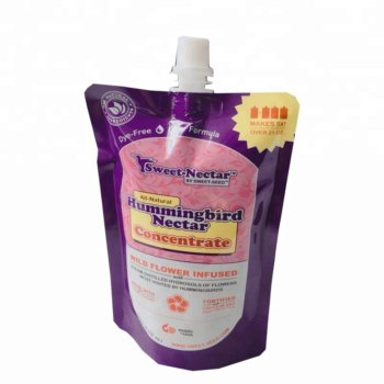 Wholesale cheap custom printed laundry detergent bag