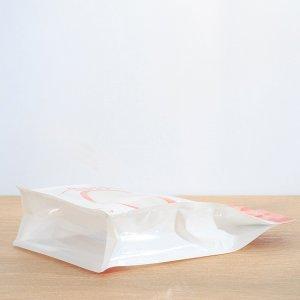 flat bottom bag/flat bottom kraft paper bag/flat bottom kraftpaper pouch