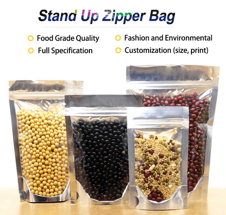 stand up bags