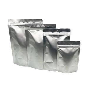 Aluminum foil stand up pouch manufacturers