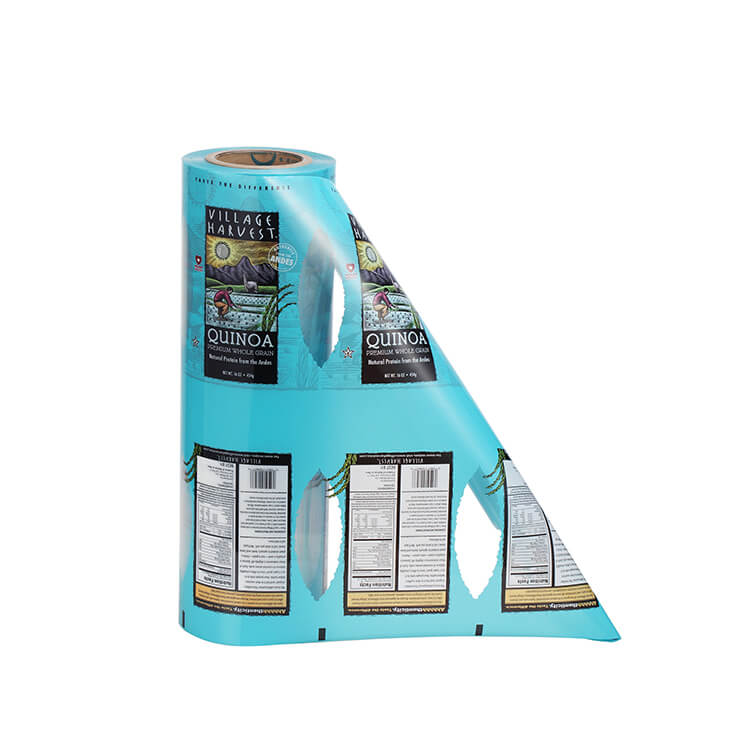 Bopp thermal lamination film