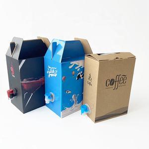 Milk bag in box