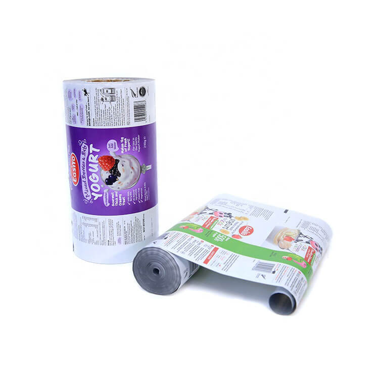 cereal packaging film roll