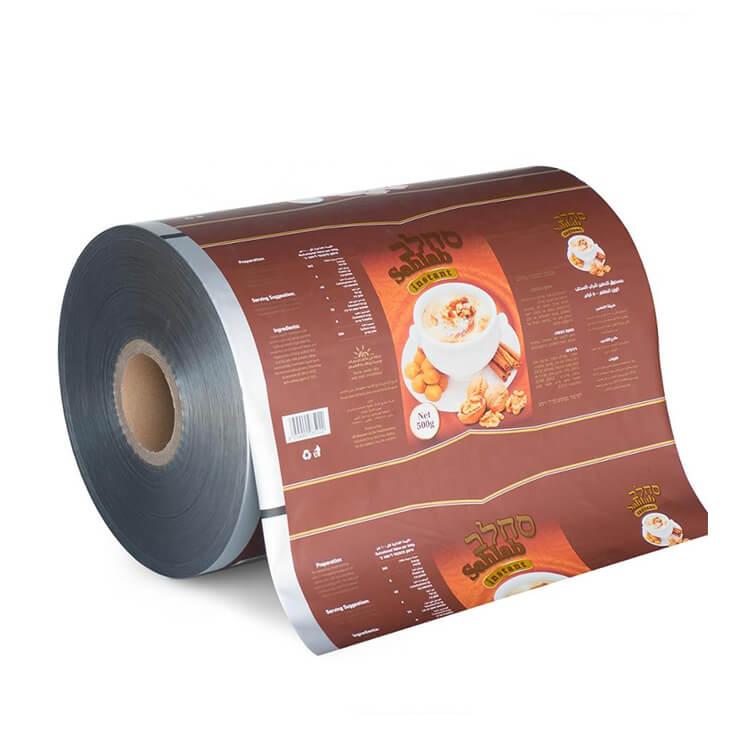 coffee powder Film Roll