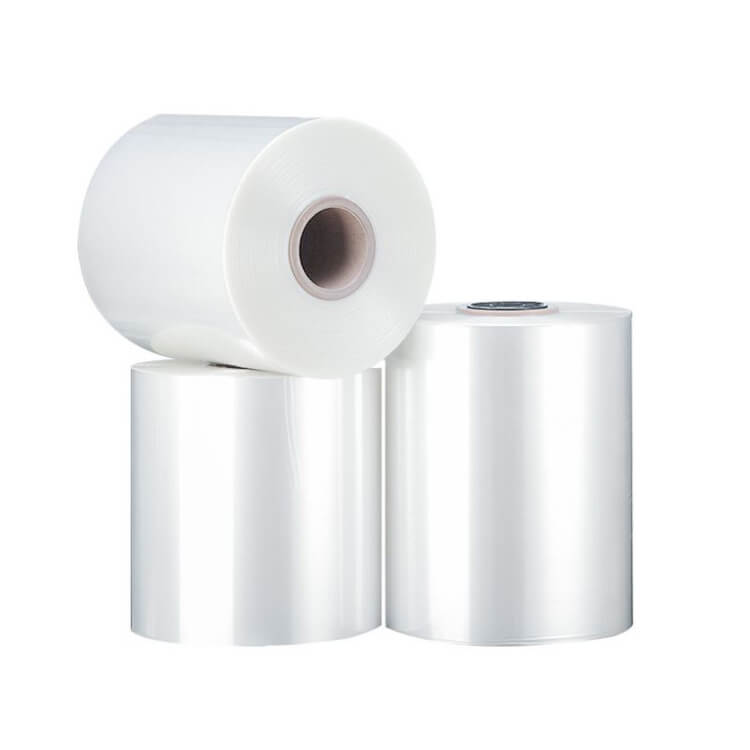 transparent plastic Film Roll