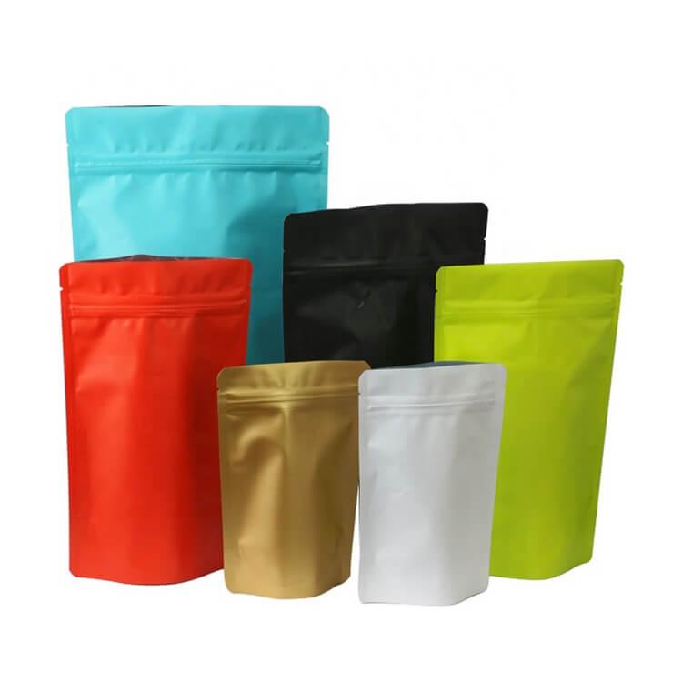 Coffee zipper bag