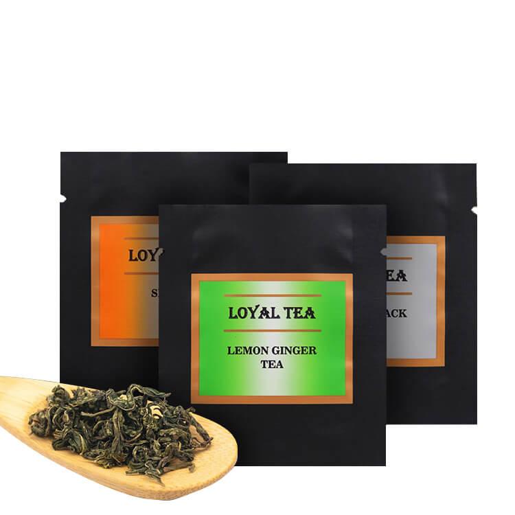 Tea sealing bag